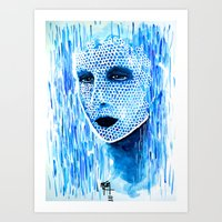 Indogene Art Print