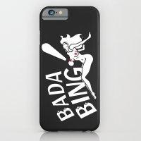 Neon Bada Bing! iPhone 6 Slim Case