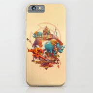 Rhinos Stone iPhone 6 Slim Case