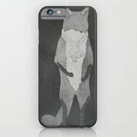 iPhone & iPod Case featuring Fox Fur by Shane Noonan
