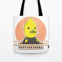 earl of lemongrab Tote Bag