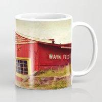 Wayne Feeds Mug