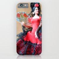 Flamenco doll  iPhone 6 Slim Case