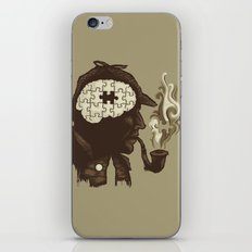 Puzzle Solved iPhone & iPod Skin