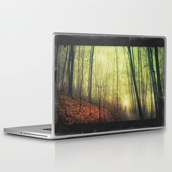 no standstill Laptop & iPad Skin
