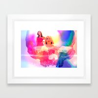Is this candy for diabetics Framed Art Print