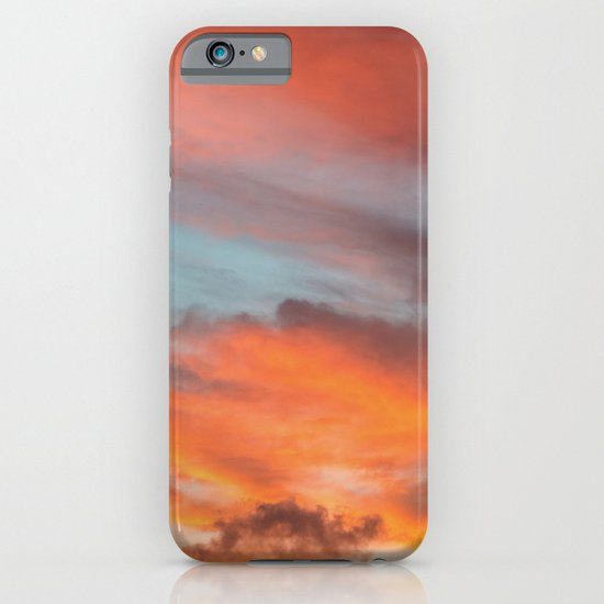 SIMPLY SKY iPhone & iPod Case