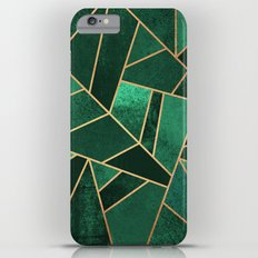 Emerald and Copper iPhone 6s Plus Slim Case
