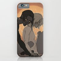 """iPhone & iPod Case featuring """"I told you didn't Ymir..."""" by Dumonchelle Draws"""