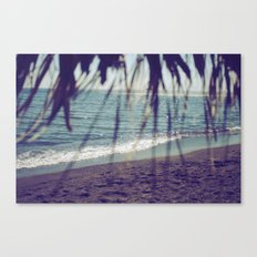 Turquoise Bliss Canvas Print