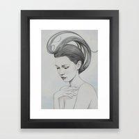 232 Framed Art Print