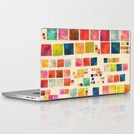 Cosmic Telegram Laptop & iPad Skin