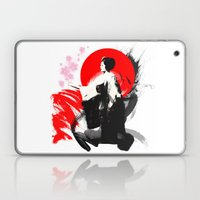 Japanese Geisha - Sakura… Laptop & iPad Skin