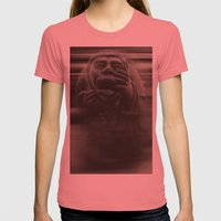 Medieval angst Womens Fitted Tee Pomegranate SMALL