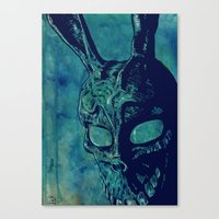 Donnie Darko Canvas Print