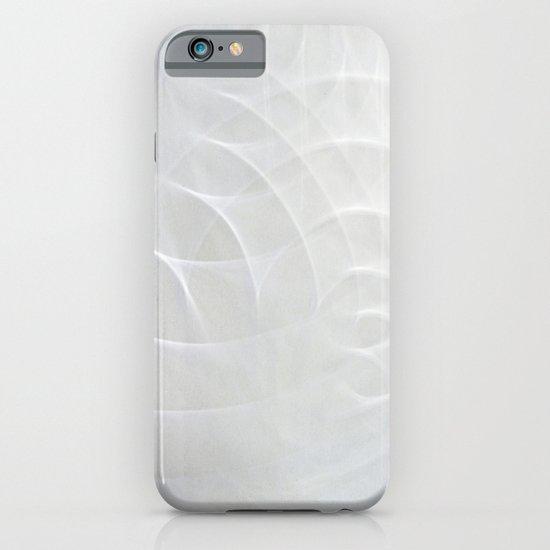 White iPhone & iPod Case