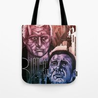 Blade Runner 30th Annive… Tote Bag