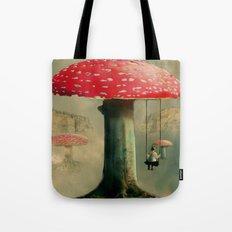Wundershroom Tote Bag