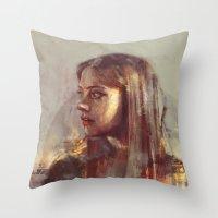 Remember Me... Throw Pillow