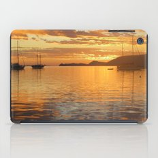 Sunrise on the Sea of Cortez. iPad Case