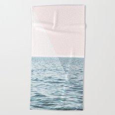 Pastel Beach Towel