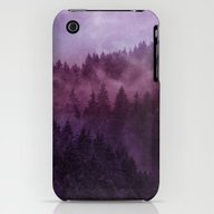 iPhone & iPod Case featuring Excuse Me, I'm Lost //… by Tordis Kayma