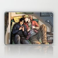 William and Theodore 06 Laptop & iPad Skin
