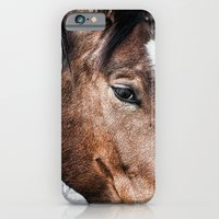 Equine Trance iPhone 6 Slim Case