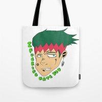 I Hate You All Tote Bag