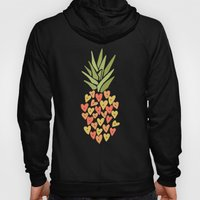 My Pineapple Valentine Hoody