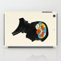 Han Phrenology iPad Case