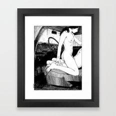 Apollonia Saintclair 314… Framed Art Print