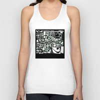 Numbers by Friztin Unisex Tank Top