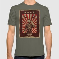 Voice of the Voiceless Mens Fitted Tee Lieutenant SMALL
