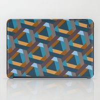 Contrasts In The City iPad Case