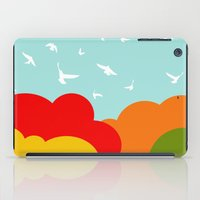 Up, Up, and Away! iPad Case
