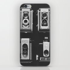 The Vintage Family iPhone & iPod Skin