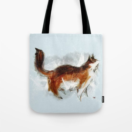 Ode to my Cat Tote Bag