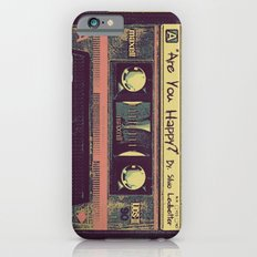 Are You Happy?  |  Cassette Tape Slim Case iPhone 6s