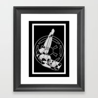 Star Wars Stormtrooper P… Framed Art Print