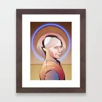 Chaos (Zorg - The Fifth … Framed Art Print