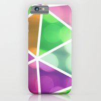 vivid dodecahedron iPhone 6 Slim Case