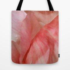 Waves of Pink - Peonies Tote Bag