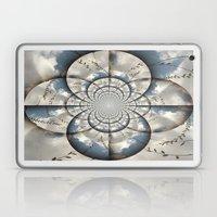 Hypnotic Sky Laptop & iPad Skin