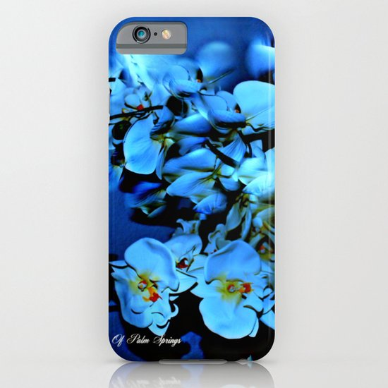 JAZZY BLUES iPhone & iPod Case