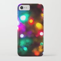 lights iPhone & iPod Cases featuring Lights by Michelle McConnell