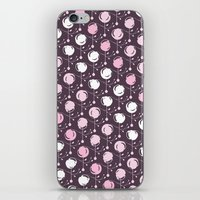 Forest Pattern ~ Cherry … iPhone & iPod Skin