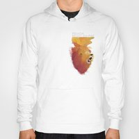 INDIANA - Heart On Fire Hoody