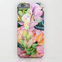 Colorful in the dark iPhone 6 Slim Case