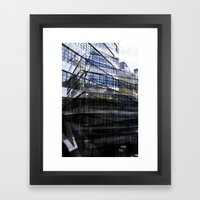 Perspective 2 Framed Art Print
